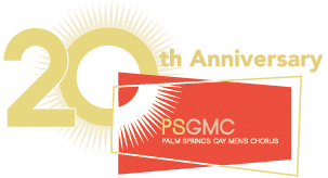 PSGMC | Palm Springs Gay Men's Chorus Logo