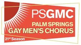 PSGMC | Palm Springs Gay Men's Chorus Logo